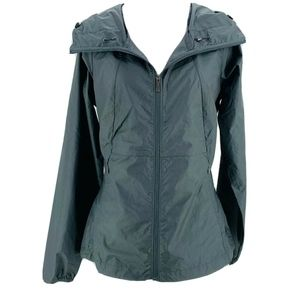 NAU Women's Tarmac Gray Slight Jacket XS NEW